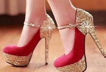 HEELS... (I wish, I could walk in them)