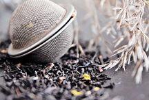 L'heure du thé / Tea Time / Thé et Tisanes...