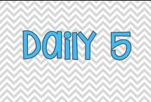 5th Grade Daily Five / by LaKeta Siler Ille
