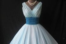 vintage chiffon dresses
