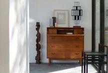 Interiors / Mid century modern, contemporary, modern design / by Tyler Goodro