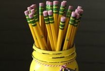 Teacher Gifts + School Ideas / Gifts for teachers plus school lunch ideas.