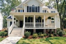 Home and blueprint / Things to consider when designing and building / by Kimberly Fraser