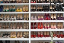 Decor - In the closet / by Lindsay Rumple
