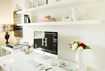 Decor - Office Space / by Lindsay Rumple