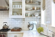 Decor - Dream Kitchens / by Lindsay Rumple