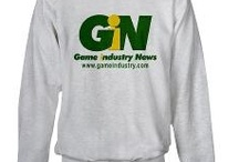 Geek Apparel / Cool clothes for geeks and nerds / by Game Industry News