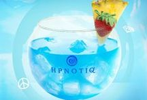 Hpnotiq Drink Recipes / by HPNOTIQ®