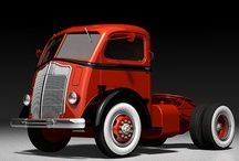 Old Trucks / by Steve B.
