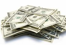 $$$$$ financial$$$$$$ / by Cathy Shrader Krupa