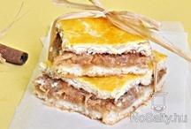 Food I want to try: / Ételek, desszertek amik leírásait olvasva eldöntöttem, hogy hamarosan elkészítem őket
