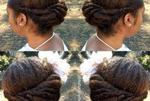 """Protective Natural Hair Style Inspiration / Get Inspiration for  Natural Hair Styles. Looking for Real Plant Based Care Hair? Browse Our Etsy Shop. Promo Code: """"SummerEvent""""  Save 40% Limited Time Offer http://bit.ly/shopindigofera"""