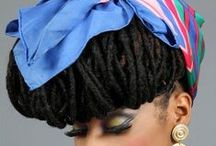 """Loc Styles Natural Hair Inspiration /  """"I've had my Sisterlocks for just over three and a half years; and this is the first time that my hair has felt like it did when I was a loose natural! It is incredibly soft! I feel like I've just discovered liquid gold for my hair!  Indigofera has just become my signature hair care product!I can't thank you enough, Chanelle!""""   Sincerely,   Monica Stewart Teacher, Canada  Code : Locs40 Enjoy 40% off  www.indigofera.com Minimum order $50"""