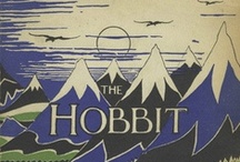 Tolkien / All things Tolkien - The Hobbit, The Lord of the Rings, The Silmarillion, etc. / by knapplc