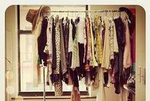 Closets  / by Poulami Mal