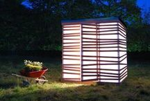 Sheds/Small Outbuildings / by Design Public
