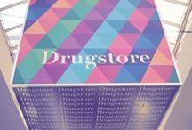 Lugares / Espacios en Drugstore