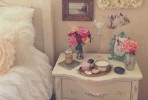 nightstand / by Poulami Mal