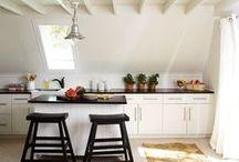 {Inside} Make love, not dinner / Kitchen interior inspirations
