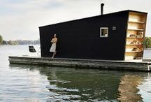 Float Houses/Houseboats / by Design Public