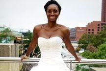Brown Brides / Celebrating the radiant beauty of African American brides. Are your engaged or getting married this year? Have you picked out your dream gown, wedding cake or honeymoon destination? What ever your style I am sure you will find some beautiful wedding ideas here. Be Radiantly Beautiful Sign up for the Free Radiant Beauty Class bit.ly/radiantbeautyclass
