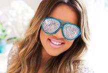 Khloe Needs Sparkle / Khloe Kardashian's got a sparkle obsession! ;) / by HPNOTIQ®
