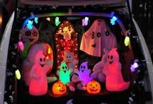 Thrifty Trunk or Treat Decorating Ideas / Thrifty Trunk or Treat Decorating Ideas