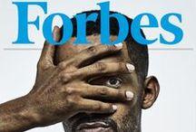 Forbes / Titulní strany magazínu Forbes