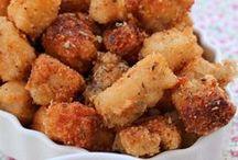 Para Beliscar e Petiscar / Não está muito afim de fazer um almoço, apenas algo para beliscar? Que tal conferir as receitas do blog Manga com Pimenta para você fazer na sua casa? Clique aqui.