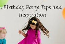 Birthday Party Ideas For Little Girls / Themes and styling ideas for little girls birthday parties. Tips and tricks to make sure the day goes smoothly. Compiled by a mom of 4 who has been there!