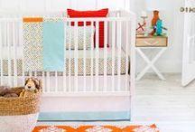 NURSERY / Inspiring nursery designs for baby / by Rosenberry Rooms