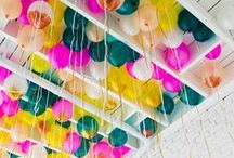 PARTY / Clever ideas for treats and decor to help you throw the perfect party. / by Rosenberry Rooms