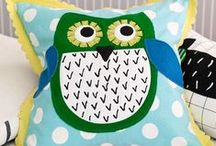 THEMES / Owl / Owl-themed nursery and kid's room decor! And other adorable Owl-related things. :)