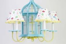 LIGHTING / Lighting options that range from frilly to fun to sleek and chic that won't leave you in the dark!
