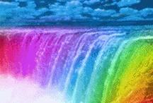 Rainbow Colours / by Anna Nuttall