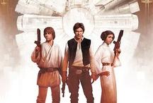 My Star Wars Obsession / by Mora Festil