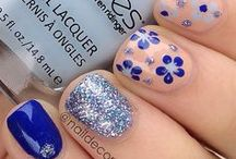 nail ideas / by Tricia Hardy