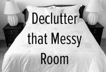 Declutter & Decor