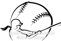 Softball Designs / Softball Illustrations, Clipart and Designs for athletes, coaches and fans.