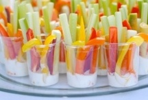 Food: Snacks and Finger Food