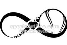 Tennis Designs / Tennis Illustrations, Clipart and Designs for athletes, coaches and fans.