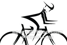 Cycling / Cycling Illustrations, Clipart and Designs