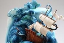 Delici'Arts / Artistic cakes