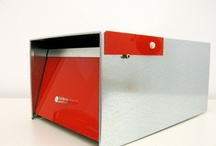 letter drop / modern mailboxes, modern letter box, modern parcel box, affordable modern mailbox, custom mailbox, high end modern mailbox, exterior products. put our vinyl numbers on your mailbox.