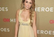 Miley Cyrus:The Style