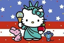 Hello Kitty / by Misty Stemple
