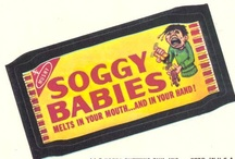 WACKY PACKAGES / wacky packages sticker cards from the past / by Tracee Stewart