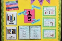 Second grade / Classroom decor,  and activities  / by Leslie Anne