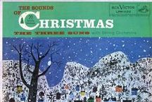 CHRISTMAS PAST RECORDS / Christmas albums, records,45's 33's..etc / by Tracee Stewart