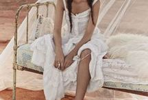 GYPSY / Inspirational style and fashion pics for the playa. Burning Man costumes and boho desert style.